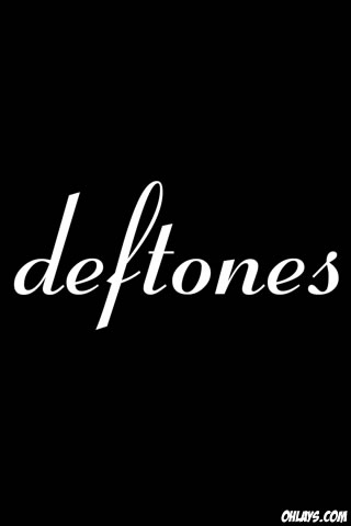 Deftones iPhone Wallpaper