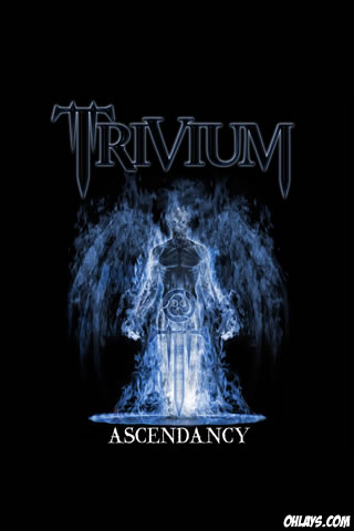 Trivium iPhone Wallpaper