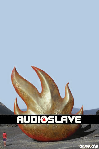Audioslave iPhone Wallpaper