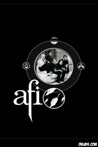 AFI iPhone Wallpaper