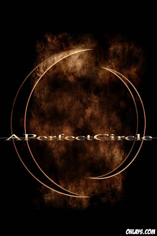 A Perfect Circle iPhone Wallpaper
