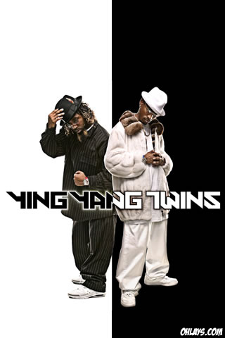 Ying Yang Twins iPhone Wallpaper