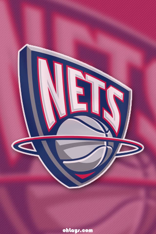 New Jersey Nets iPhone Wallpaper