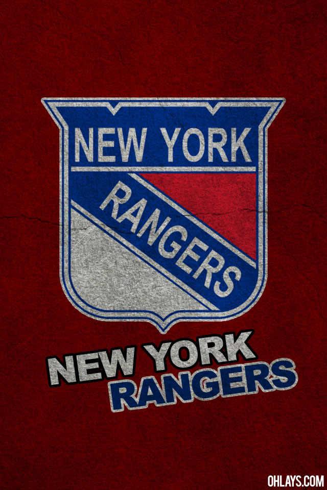 New York Rangers IPhone Wallpaper