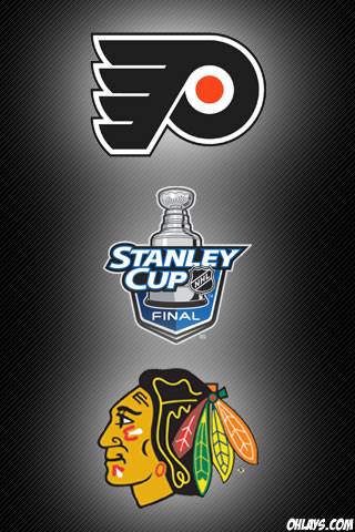 2010 Stanley Cup Finals iPhone Wallpaper