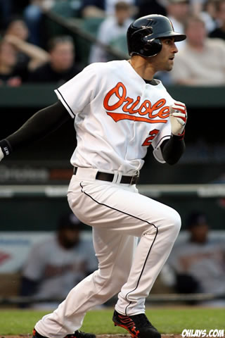 Nick Markakis iPhone Wallpaper