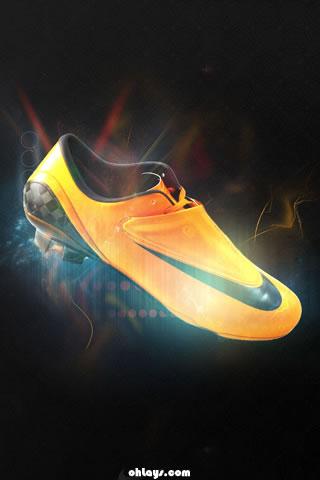 Nike Vapors iPhone Wallpaper