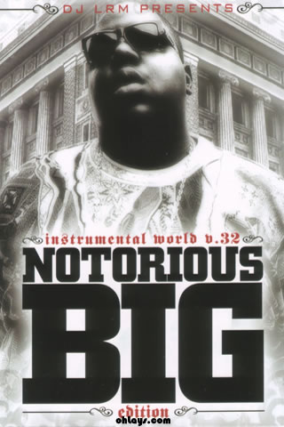 Notorious BIG iPhone Wallpaper