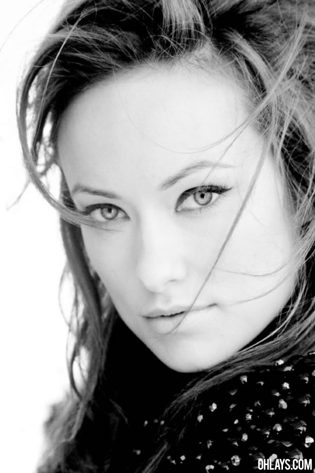 Olivia Wilde iPhone Wallpaper