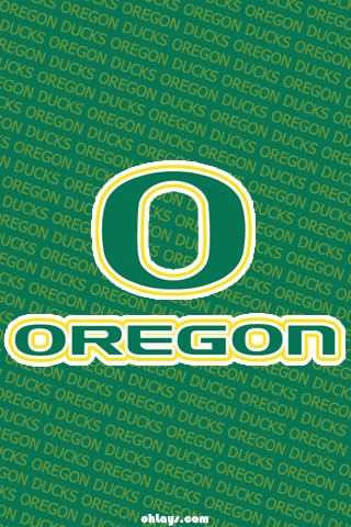 oregon ducks wallpaper. Oregon Ducks iPhone Wallpaper