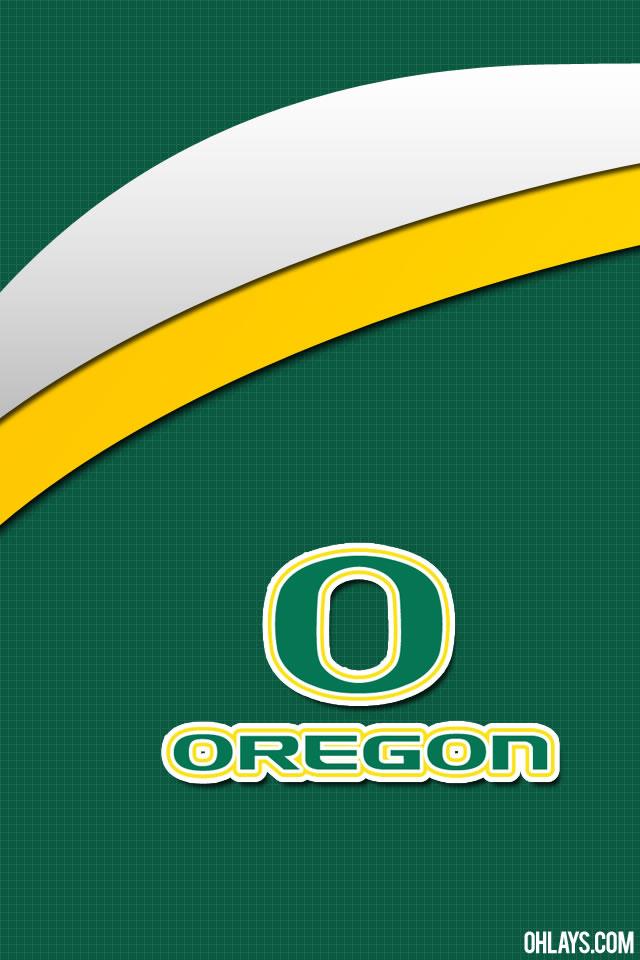 Oregon Ducks iPhone Wallpaper