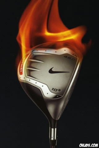 Golf iPhone Wallpaper
