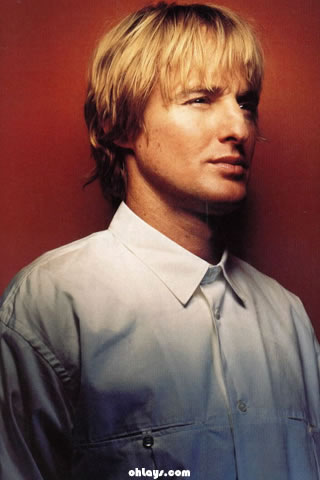 Owen Wilson iPhone Wallpaper