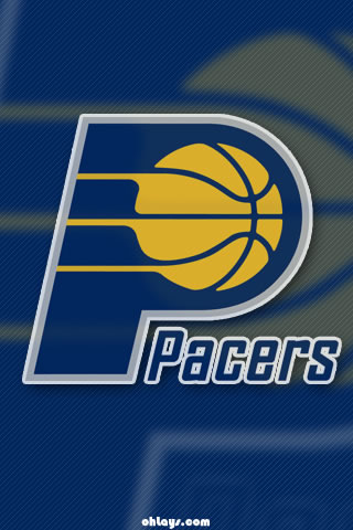 Indiana Pacers iPhone Wallpaper