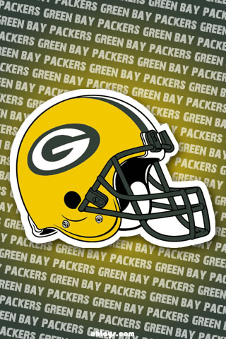 Green Bay Packers iPhone Wallpaper