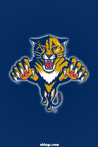 Florida Panthers iPhone Wallpaper