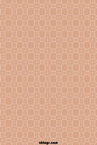 Circle Pattern iPhone Wallpaper