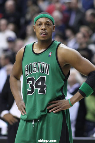 paul pierce wallpaper 2010. Paul Pierce iPhone Wallpaper