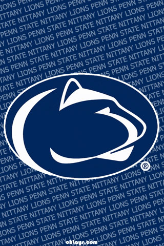 Penn State Nittany Lions iPhone Wallpaper