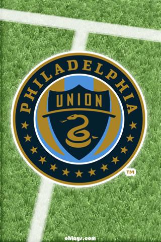 Philadelphia Union iPhone Wallpaper