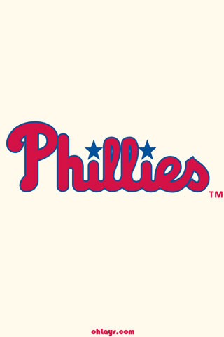philadelphia phillies pics. Philadelphia Phillies iPhone