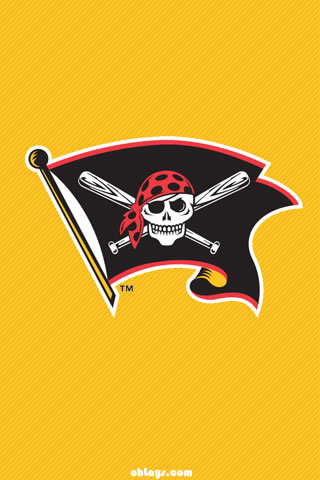 Pittsburgh Pirates iPhone Wallpaper