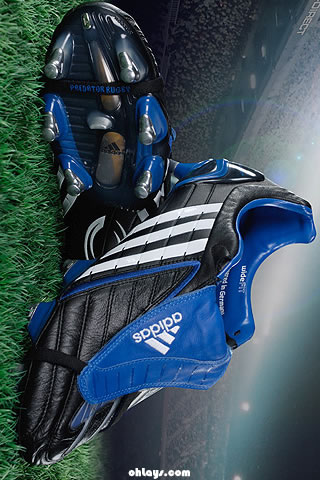 Adidas Predators iPhone Wallpaper