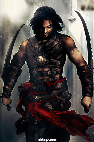 Prince of Persia iPhone Wallpaper
