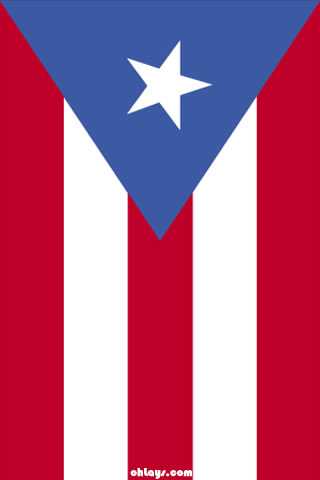 Puerto Rico iPhone Wallpaper