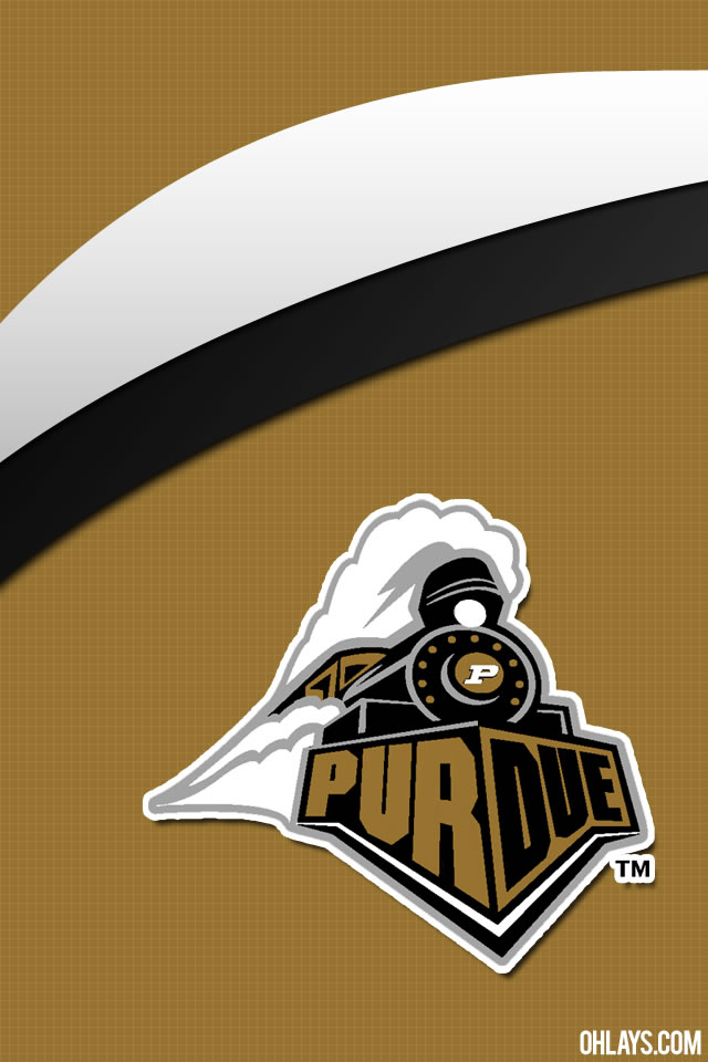 Purdue Boilermakers iPhone Wallpaper