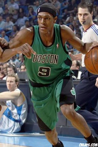 Rajon Rondo iPhone Wallpaper