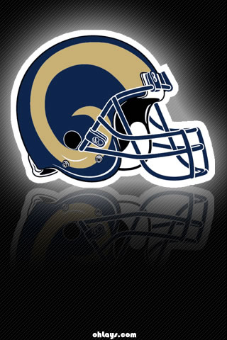 St. Louis Rams iPhone Wallpaper