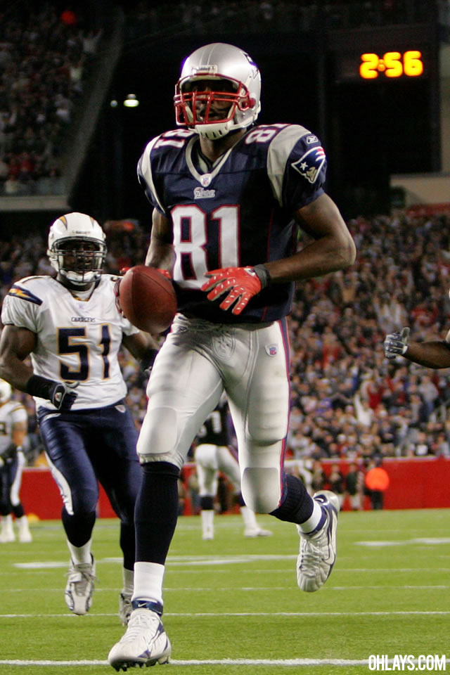 Randy Moss iPhone Wallpaper
