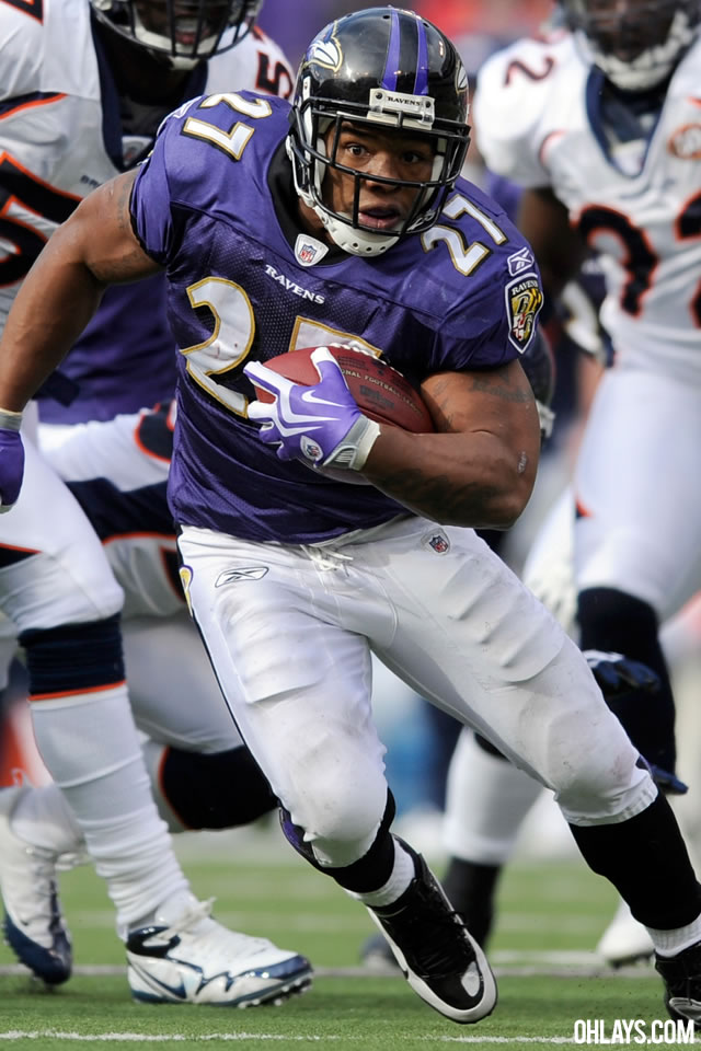 Ray Rice iPhone Wallpaper