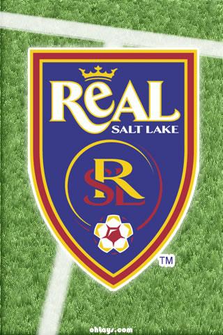 Real Salt Lake iPhone Wallpaper