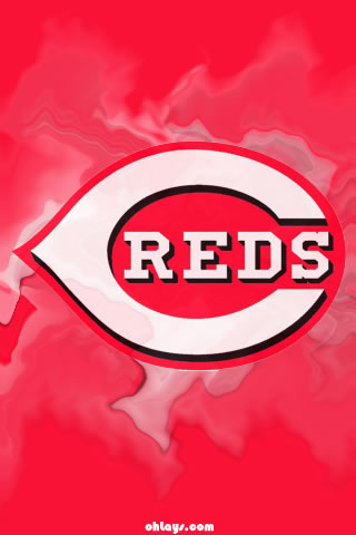 Cincinnati Reds iPhone Wallpaper