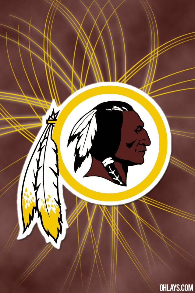 Washington Redskins iPhone Wallpaper 5215 ohLays