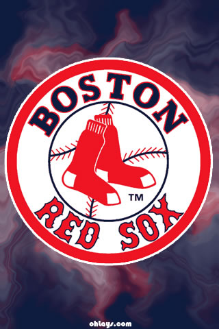 Boston Red Sox iPhone Wallpaper