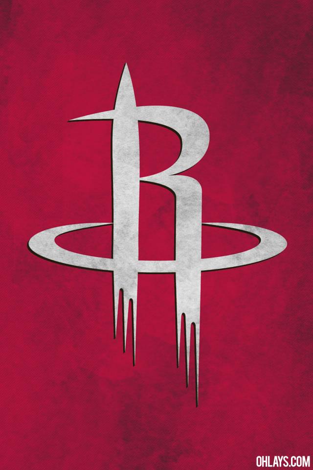 Houston Rockets iPhone Wallpaper
