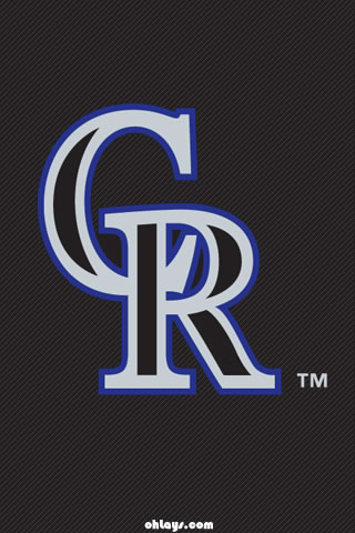 Colorado Rockies iPhone Wallpaper