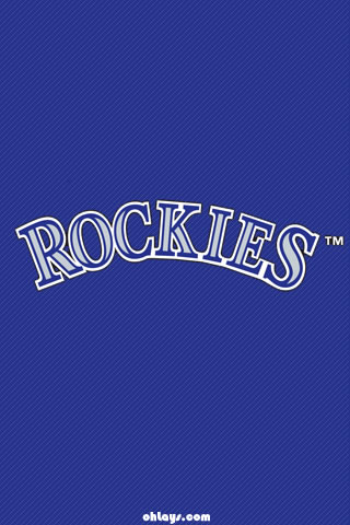 wallpaper rockies. Rockies iPhone Wallpaper