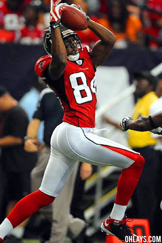 Roddy White iPhone Wallpaper
