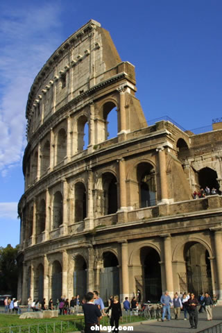 Rome Italy iPhone Wallpaper