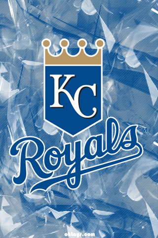 Kansas City Royals iPhone Wallpaper