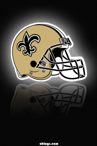 New Orleans Saints iPhone Wallpaper