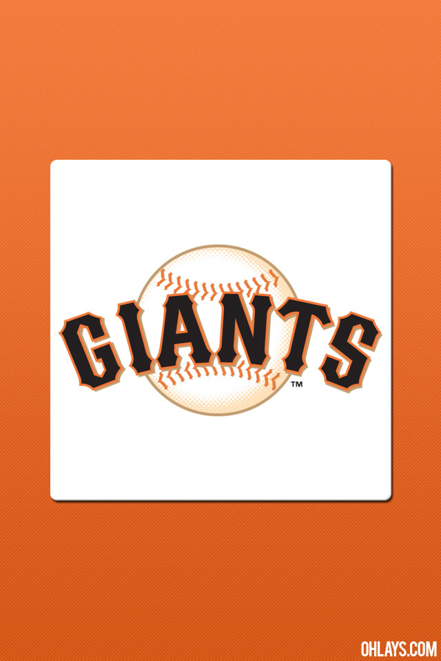 San Francisco Giants iPhone Wallpaper