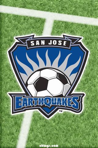 San Jose Earthquakes iPhone Wallpaper