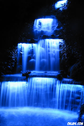 Waterfall iPhone Wallpaper