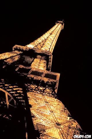 Paris iPhone Wallpaper