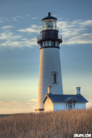 Lighthouse iPhone Wallpaper